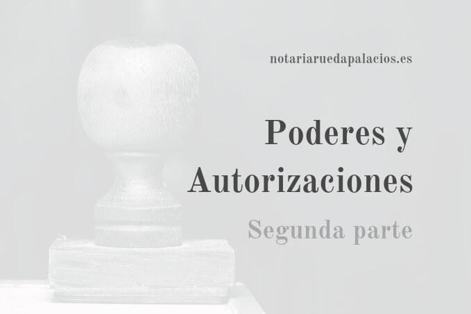 poderes y autorizaciones 2-2